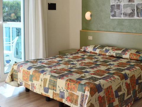 Camera Matrimoniale - Hotel Ettoral